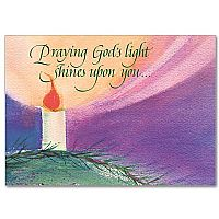 Praying God's Light Shines upon You