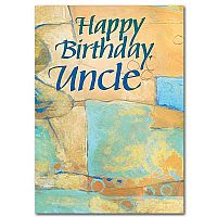 Happy Birthday, Uncle