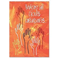 We're all God's Creatures...