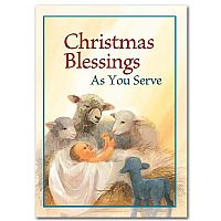 Christmas Blessings As You Serve