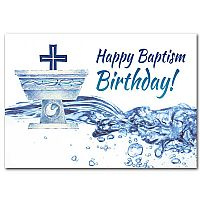 Happy Baptism Birthday!