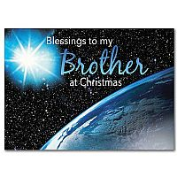 Blessings to My Brother at Christmas