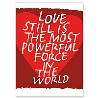 Love Is Still the Most Powerful