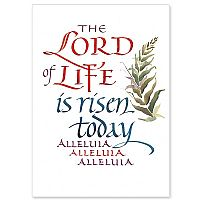 The Lord of Life Is Risen Today