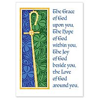 The Grace of God Upon You