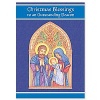 Christmas Blessings to an Outstanding Deacon
