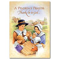 A Pilgrim's Prayer