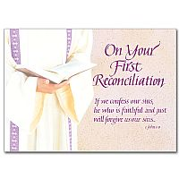 On Your First Reconciliation