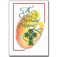 A Celtic Birthday Blessing