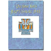 On Your Son's Baptismal Day