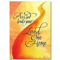 As God Leads Your Loved One Home
