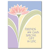 Friends Are God's Special Gift in Life