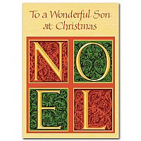 To a Wonderful Son at Christmas