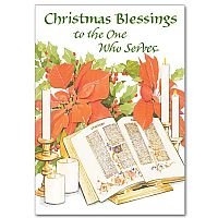 Christmas Blessings to One who Serves