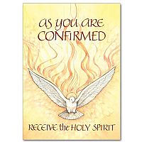 As You Are Confirmed