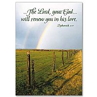 The Lord Will Renew You
