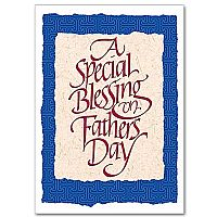 A Special Blessing on Father's Day