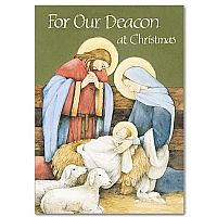 For Our Deacon at Christmas