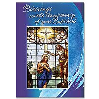 Blessings on the Anniversary of Your Baptism
