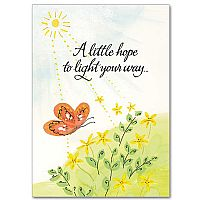 A Little Hope to Light Your Way