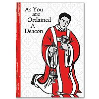 Blessings and Prayers As You are Ordained Deacon