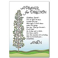 A Prayer for Direction