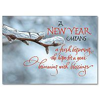A New Year Means A Fresh Beginning