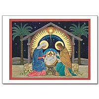 Glory to God in the Highest Beuronese Nativity