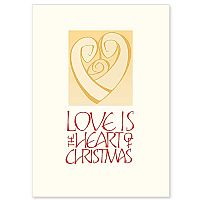 Love is the Heart of Christmas