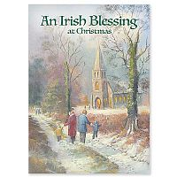 An Irish Blessing at Christmas