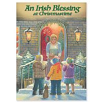 An Irish Blessing at Christmastime