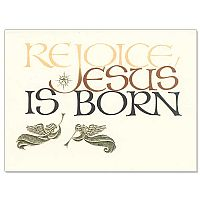 Rejoice, Jesus is Born