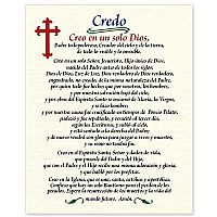 El Credo Niceno (Nicene Creed in Spanish)
