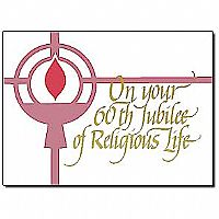 On Your 60th Jubilee of Religious Life