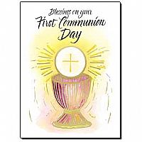 Blessings on Your First Communion Day