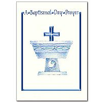 A Baptismal Day Prayer