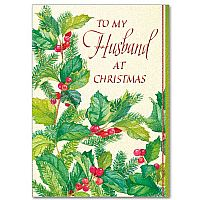 To My Husband At Christmas