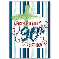 A Prayer for Your 90th Birthday