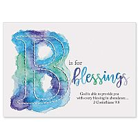 B Is for Blessings