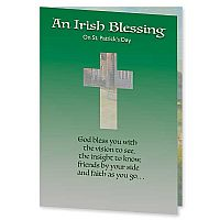 An Irish Blessing on St. Patrick's Day