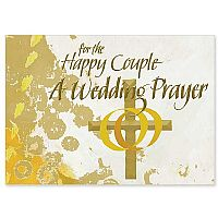 For the Happy Couple: A Wedding Prayer