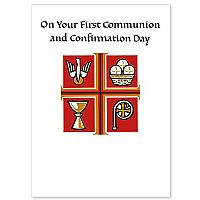 On Your Confirmation and First Communion Day