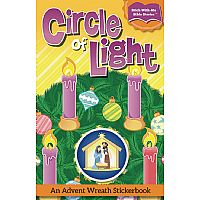 Circle of Light Sticker Booklet