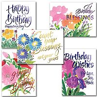 Joy Birthday Card Assortment