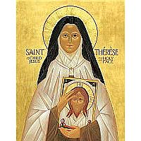 St. Thérèse of the Child Jesus (St. Thérèse of Lisieux)