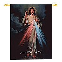 Divine Mercy Wall Hanging