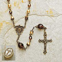 Renaissance Heirloom Rosary Set
