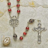 Venetian Heirloom Rosary Set