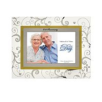 50th Anniversary Frame