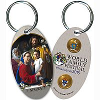 Holy Family Keychain (World Meeting of Families)
